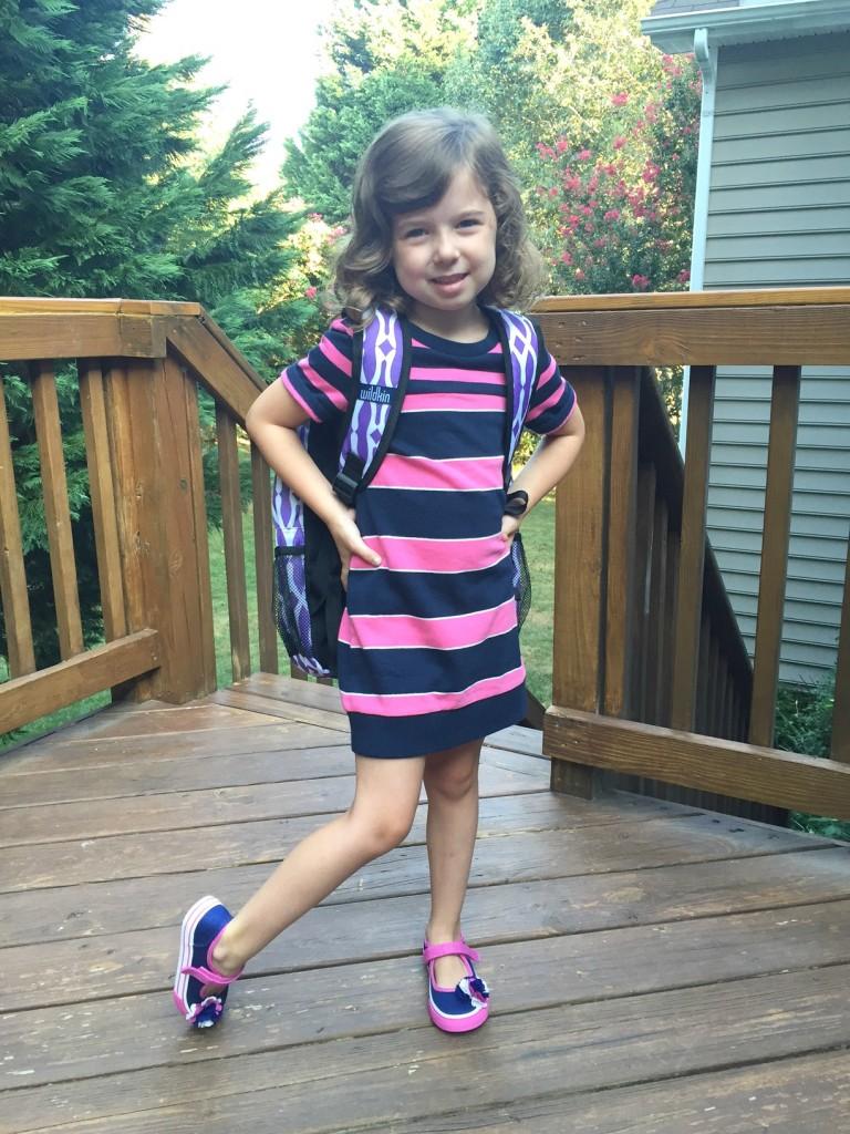 Em Kindergarten Day 1
