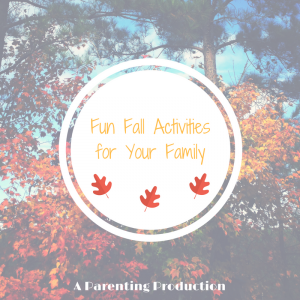 Fun Fall Activities for Your Family