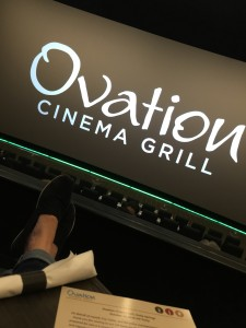 Ovation Cinema Grill – Good Eats and Great Seats in Holly Springs