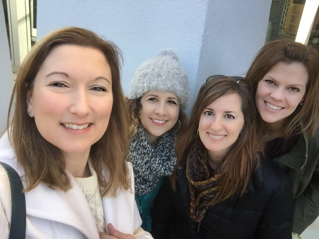 Girl's Weekend at the Durham Hotel
