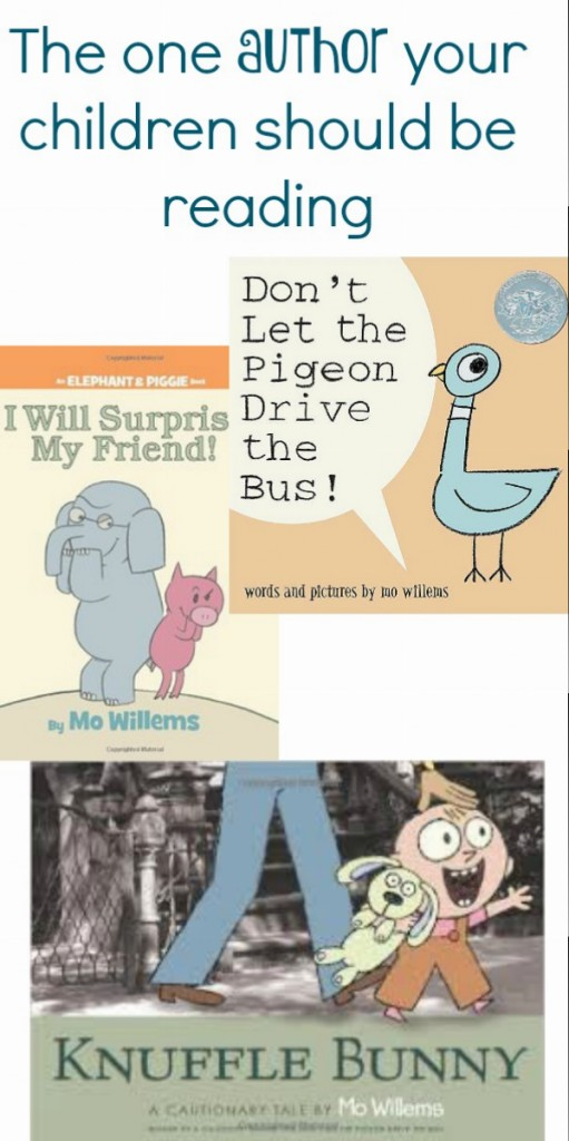 Mo Willems the one author your kids should be reading