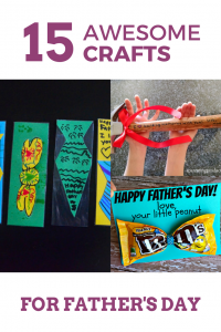Homemade Father's Day Gifts & Crafts
