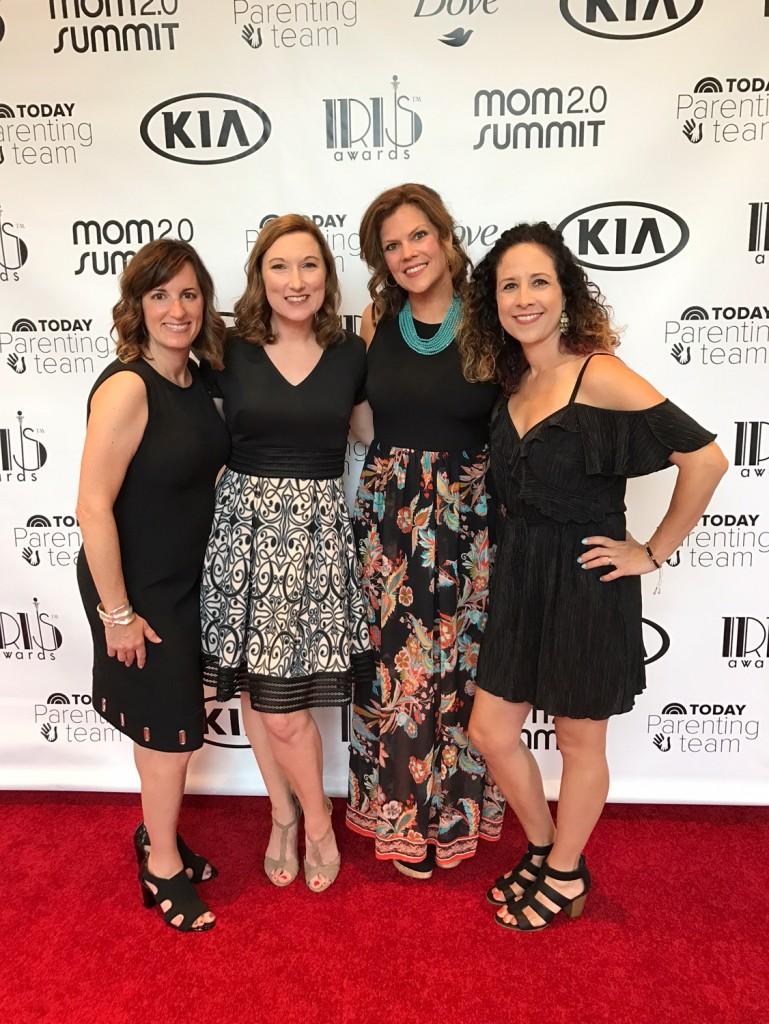 Mom 2.0 Iris Awards