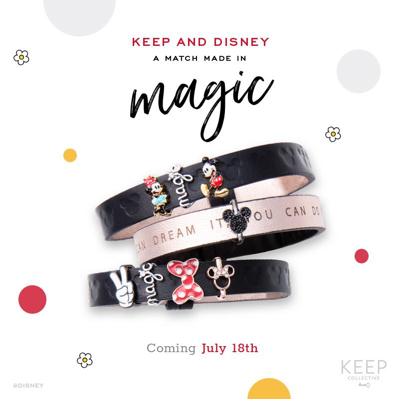Disney KEEP Collective announcement