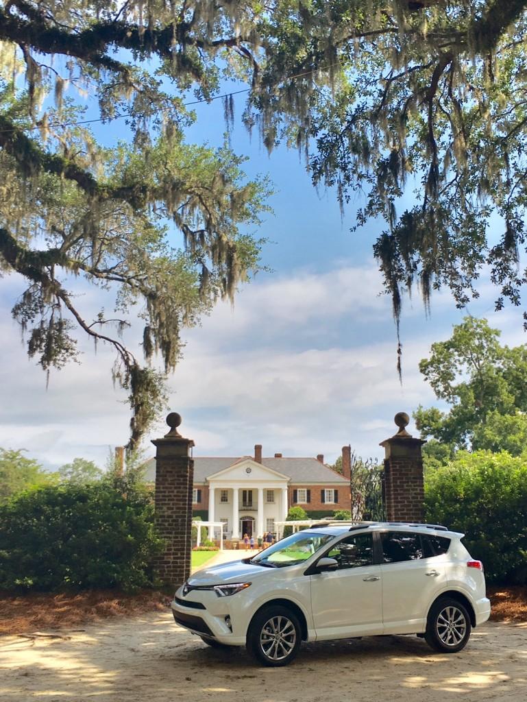 Toyota RAV4 Boone Hall South Carolina