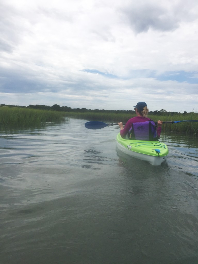 summer kayak - a parenting production
