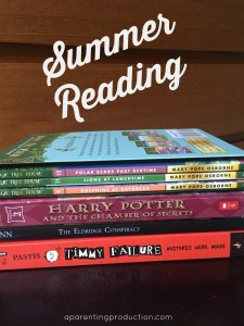 Summer Reading - Elementary Age