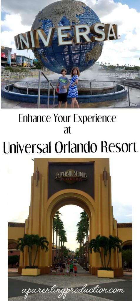 tips for universal orlando resort