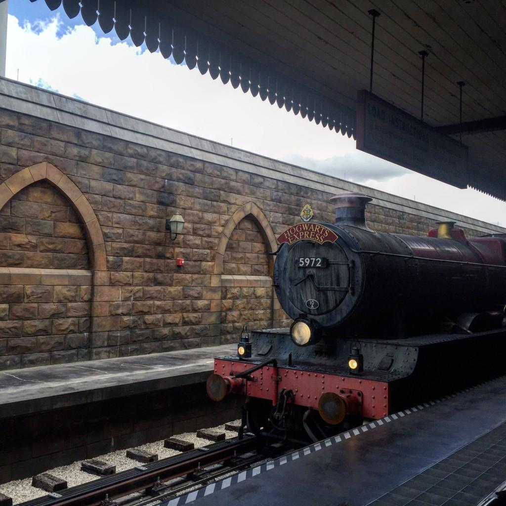 Hogwarts Express - Wizarding World of Harry Potter