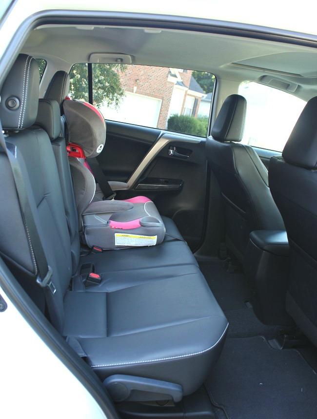RAV4 Backseat