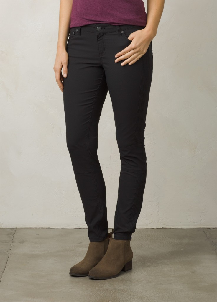 jenna pant in black