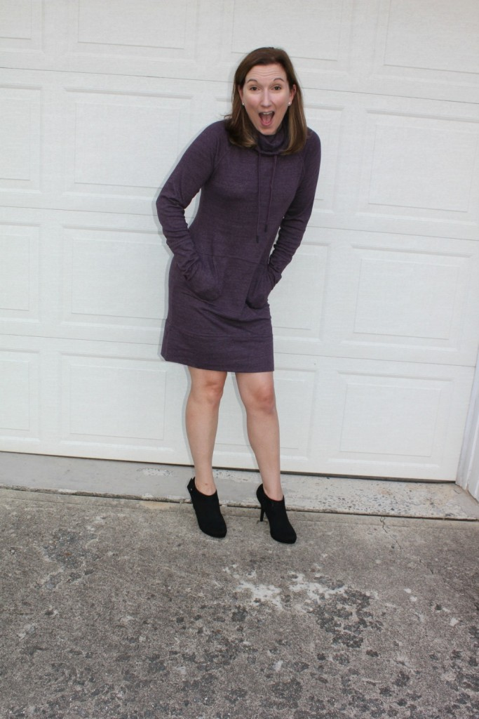 prAna Ellis Popover Dress - A Parenting Production