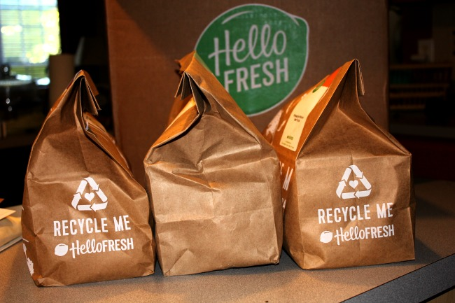Hello Fresh Family Meals