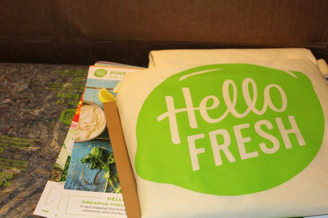 Hello Fresh - Meal Planning