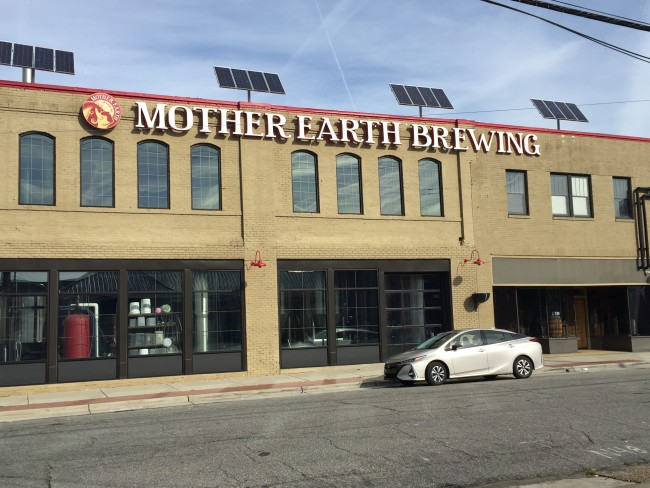 Mother Earth Brewery