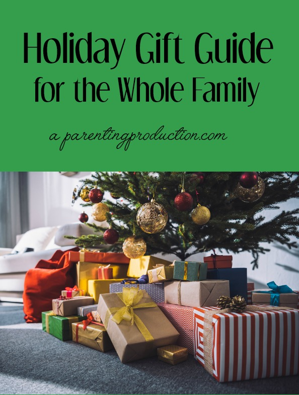 holiday gift guide for the whole family