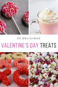 Valentine's Day treats to make with your kids