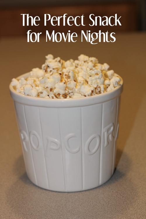 perfect movie night snack