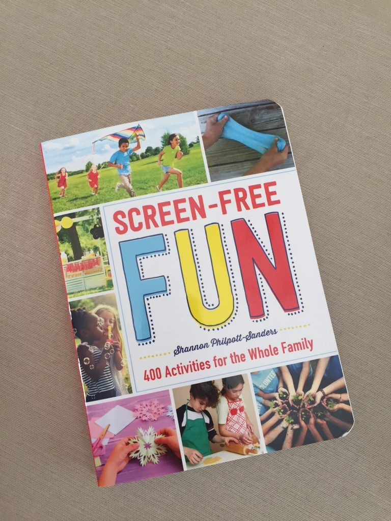 screen free fun