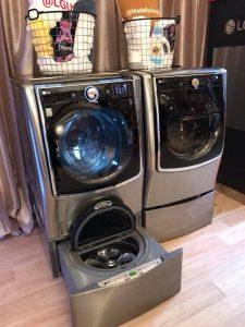 Alexa, do my laundry