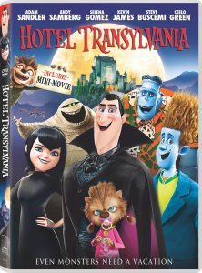 Hotel Transylvania 3 opens July 13