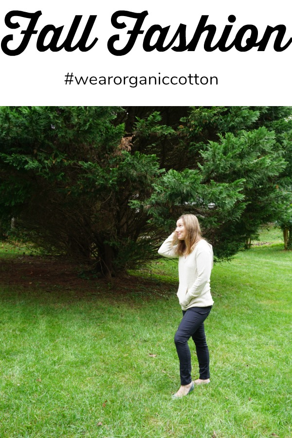 Wear organic cotton - fall fashion with prANA