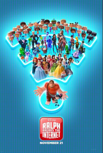 One mom's thoughts on Ralph Breaks the Internet