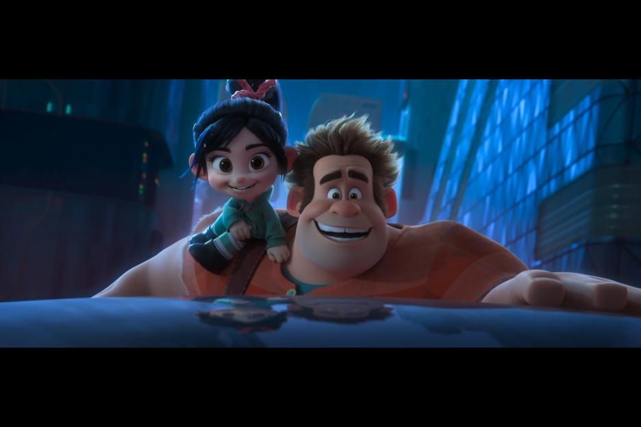Ralph Breaks the Internet - one mom's thoughts