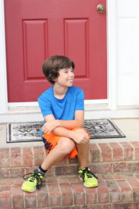 Welcome to Double Digits – a letter to my son