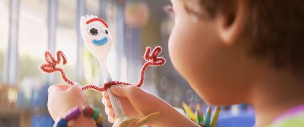 Forky - Toy Story 4