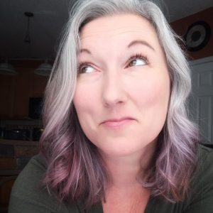 Going grey – I'm 43 and I stopped coloring my hair